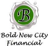bold new city financial logo