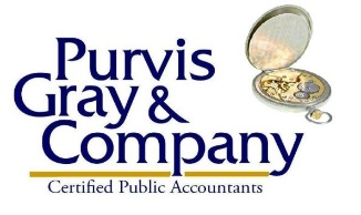 purvis gray and company llp logo