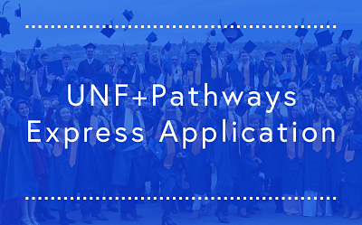 UNF Pathways Express Application logo