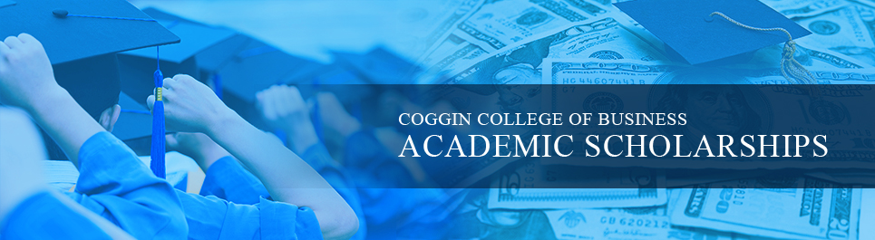 Coggin College of Business Academic Scholarships