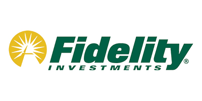 Fidelity Investments logo.