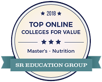 2018 Top Online Value Nutrition