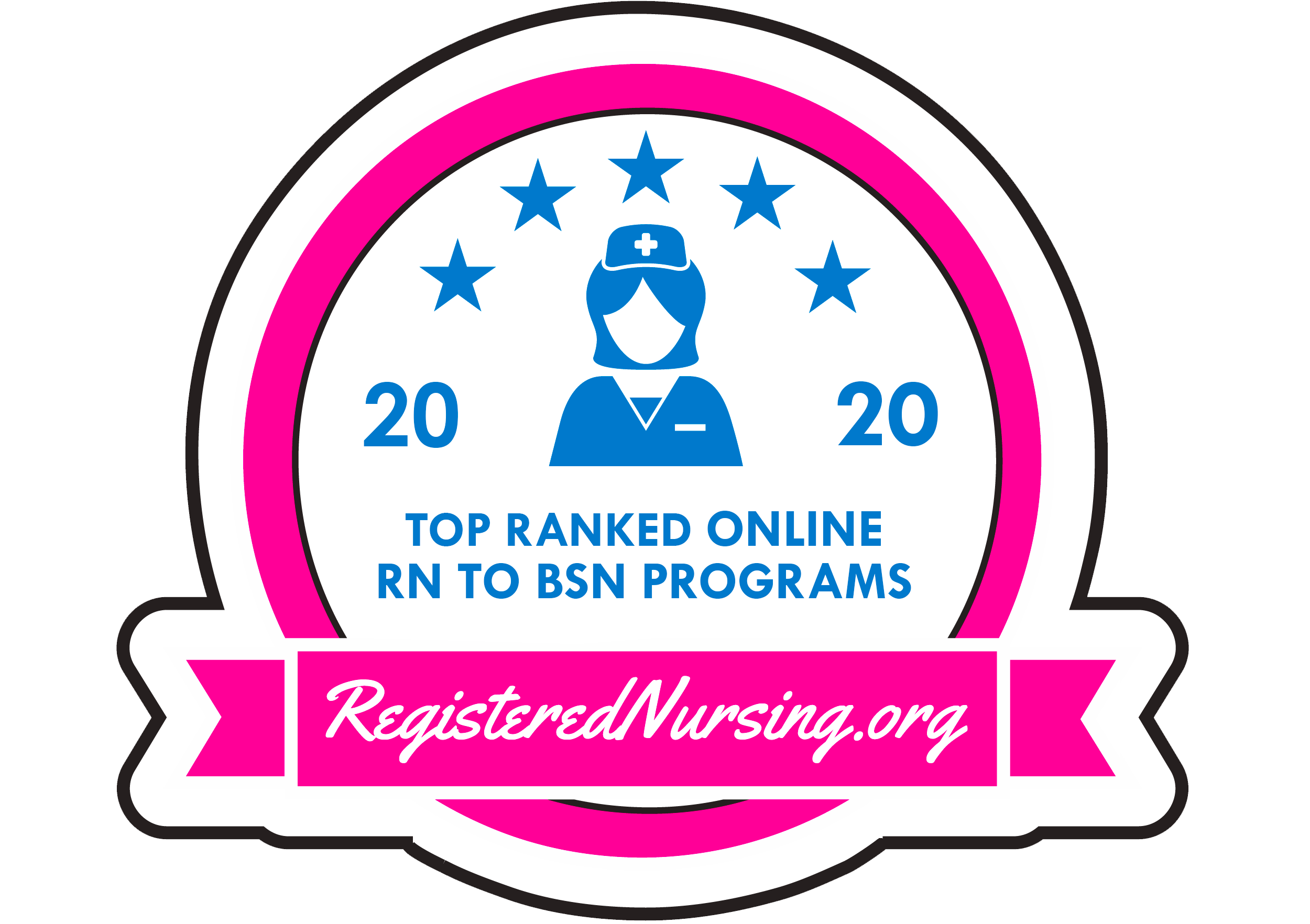 #2 Ranked Online RN to BSN Program in Florida