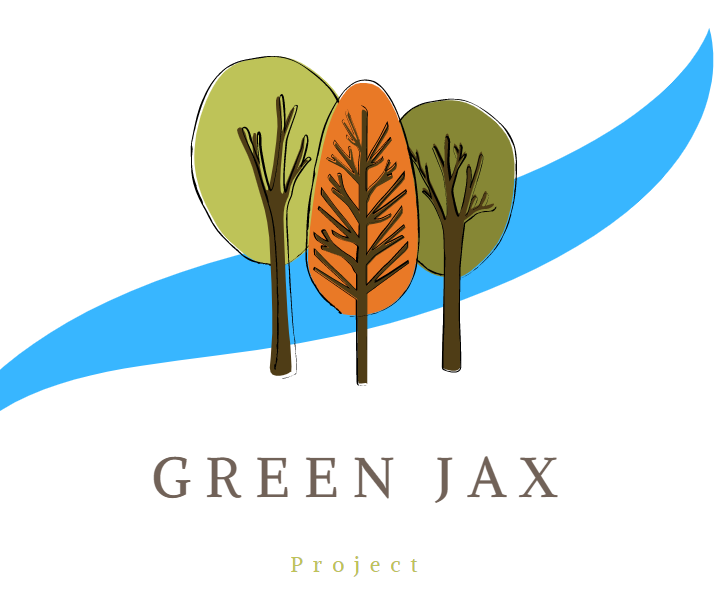 The Green Jax Project logo