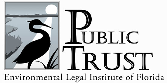 The Public Trust Environment Legal Institute of Florida logo