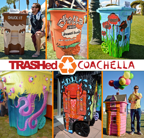RecycleMania: Trashed