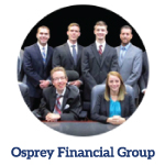 Osprey financial group program- students in business formal wear smiling at camera
