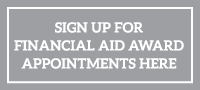 Financial Aid Appointments