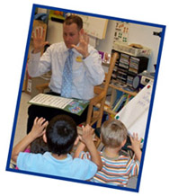 Classroom Model Photo