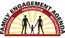 New Family Engagement Agenda Logo