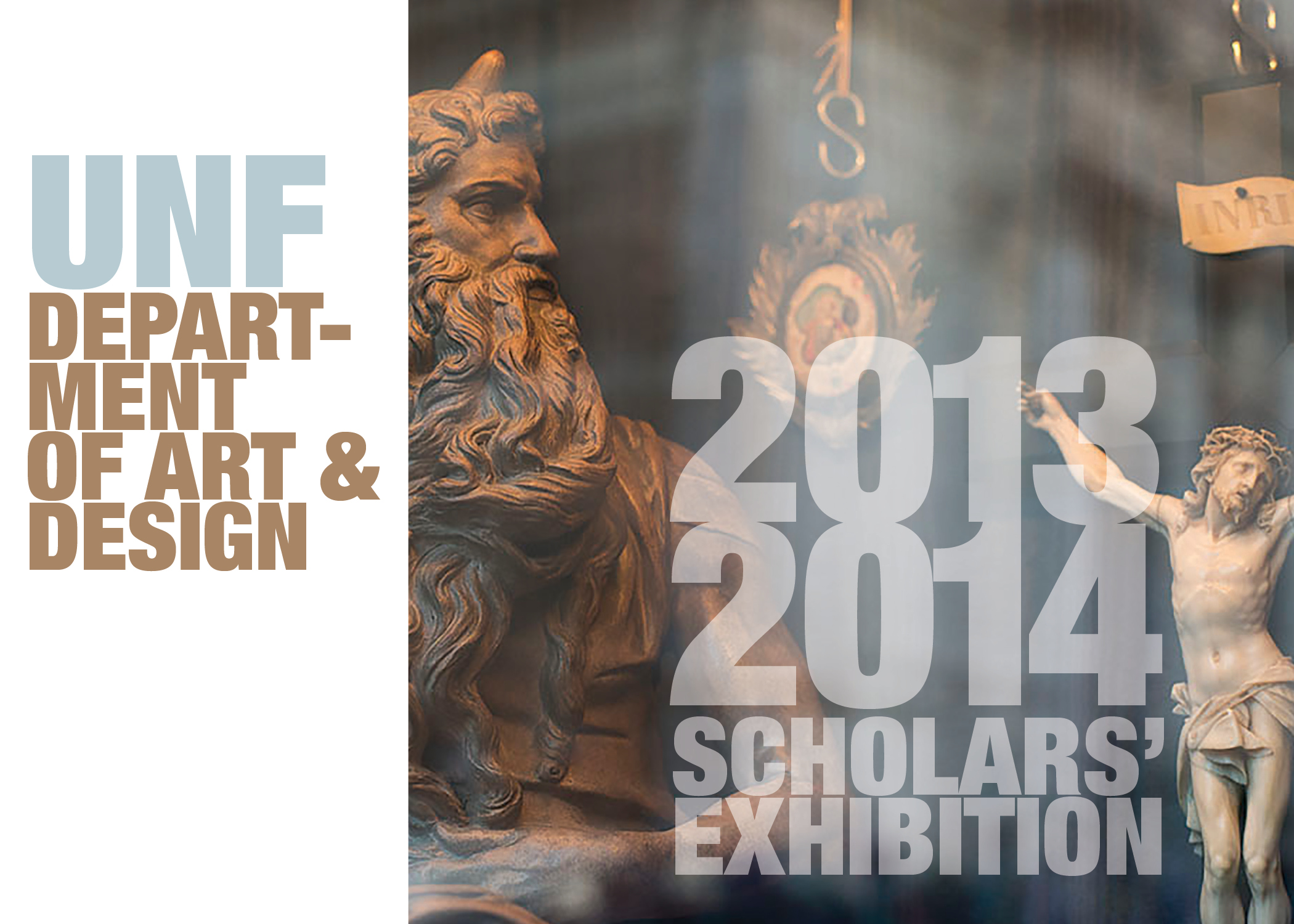 2013 2014 Scholars' Exhibition