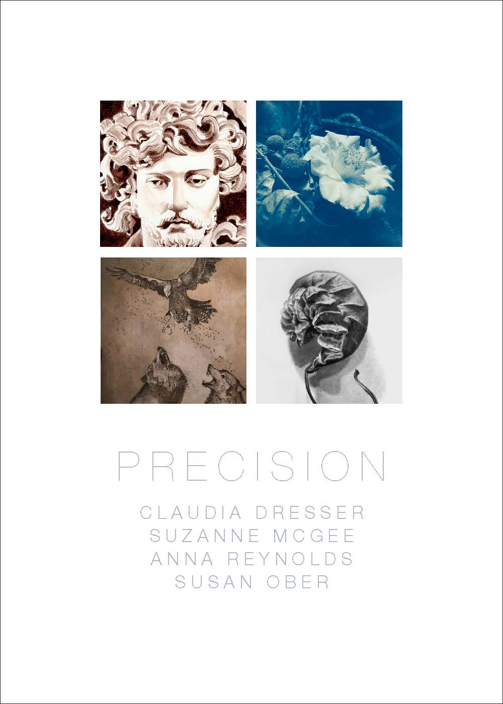 GALLERY PRECISION 4 ARTISTS JAN 2017