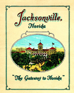 From Rare Materials: Jacksonville, Florida tourism brochure, 1925?