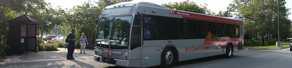Unf Parking And Transportation Services Jta Bus Routes