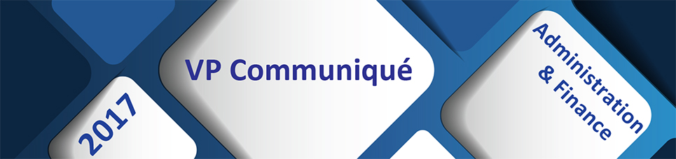 VP Communique Banner for 2017