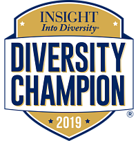 Insight into diversity - diversity champion - 2019 - logo