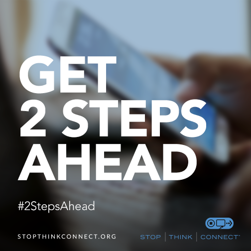 Two Step Ahead Campaign