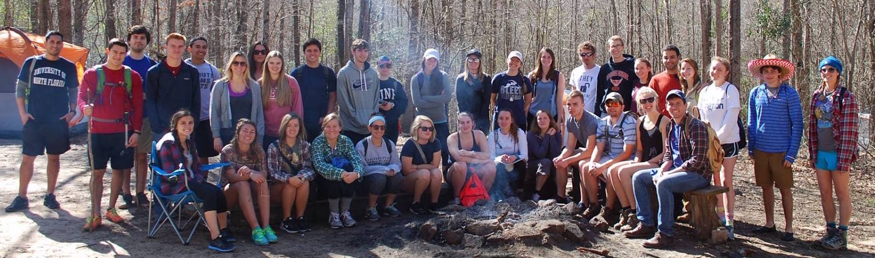Student Coalition Providence Canyon Group Photo