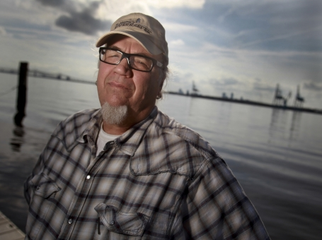 Neil Armingeon, Matanzas Riverkeeper