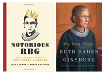 RBG Bookcovers for May