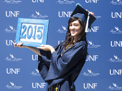 Spring 2015 Commencement Photo Booth