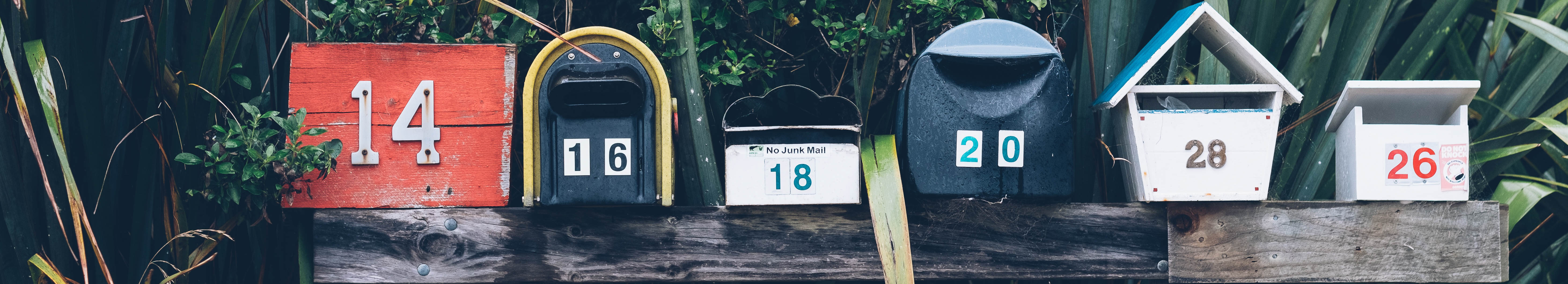 Mailbox Picture Banner