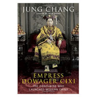 The Empress Dowager Cixi Book