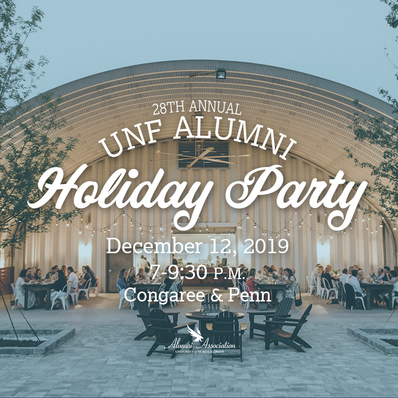 28th UNF Holiday Party