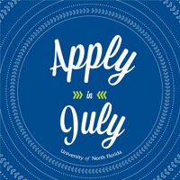 Apply in July