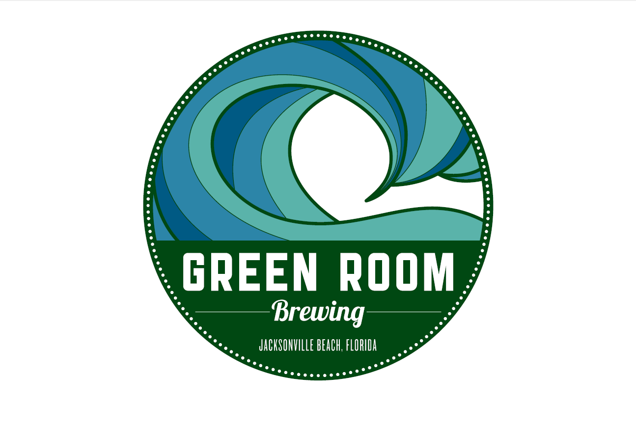green room brewing logo