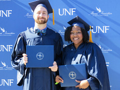 Fall 2015 Commencement Photo Booth