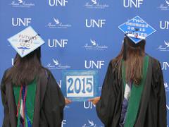 Summer 2015 Commencement Photo Booth thumbnail