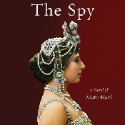 The Spy Book Cover