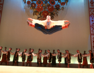 Virsky Ukraininan National Dance Company