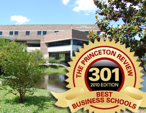 Coggin College of Business named one of the best 301 business schools