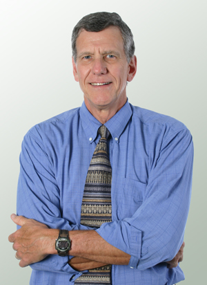 Neal Coulter, who recently retired as the dean of the College of Computing, Engineering and Construction