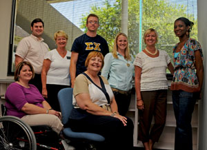 Disabilities Resource Center Staff