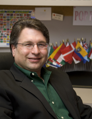 Dr. Paul A. Fadil (photo by Josh Balduf)