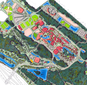 Alcorn State University Campus Map.Unf Marketing And Publications February 2010