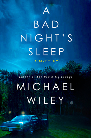 "Dr. Michael Wiley, an English professor, recently published his latest work, ""A Bad Night's Sleep."""