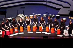 feb percussion