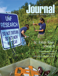Journal Cover for Fall 2008 Issue