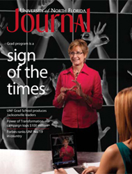 Journal Cover for Fall 2011 Issue