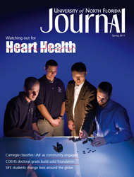 Journal Cover for Spring 2011 Issue