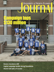 Journal Cover for Spring 2013 Issue