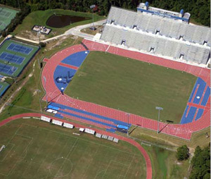 Athletics-hodges stadium