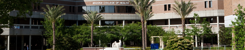 Brooks College of Health Building