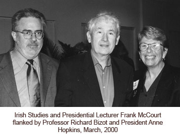 Irish Studies and Frank McCourt