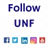 Follow UNF on Facebook, Twitter and LinkedIn icons