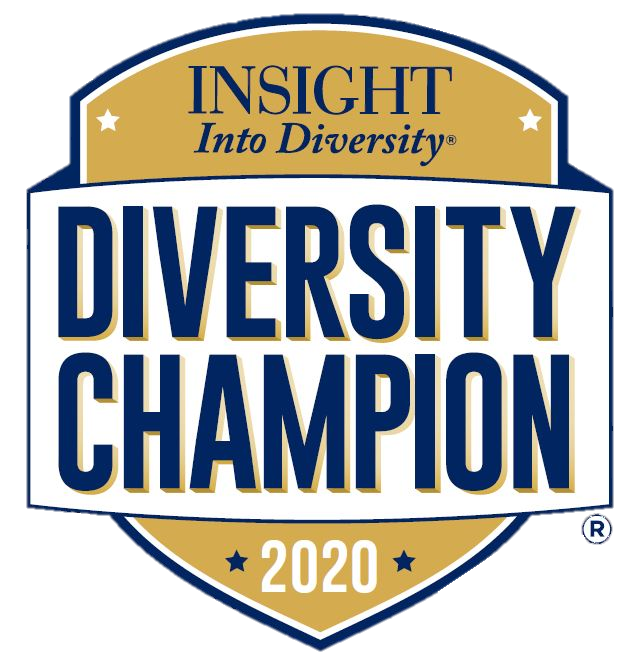 2020 Diversity Champion Logo transparent